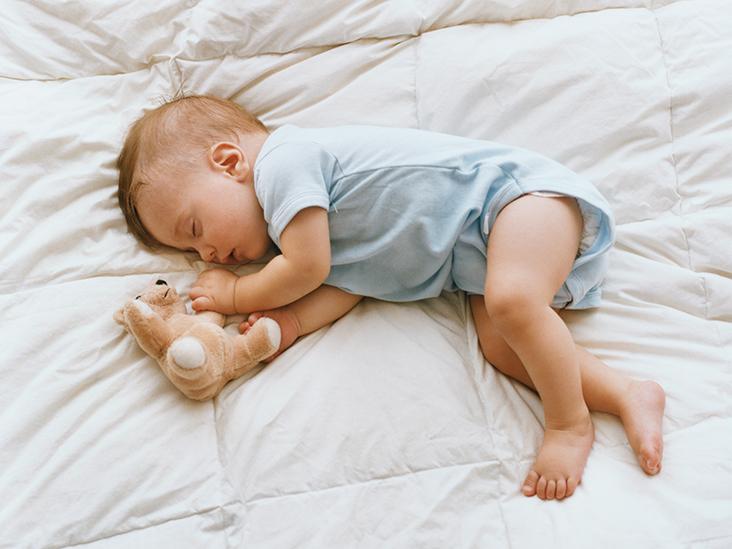 Sleep Training A Baby